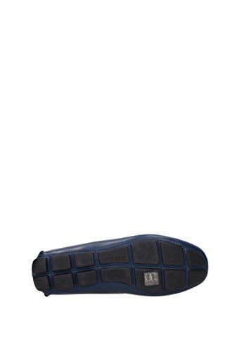 Mocassini Prada Uomo - Pelle (2DD001) EU Blu