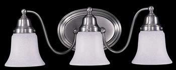 - Framburg 8413 PB 3-Light Magnolia Sconce, Polished Brass