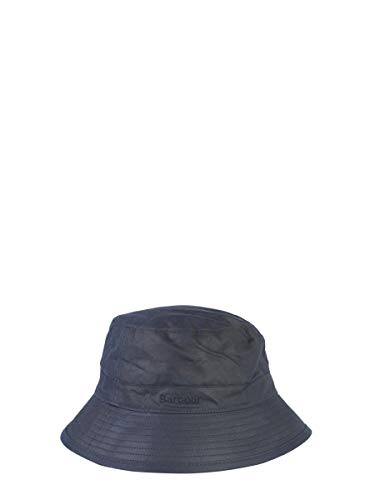 Barbour Luxury Fashion Mens BAACC0247NY91 Blue Hat | Fall Winter 19 (Barbour Cap)