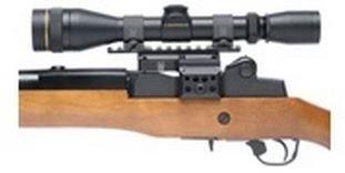 mini 14 scope rail - 3