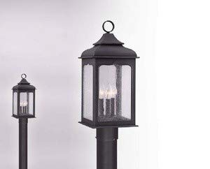 Troy Outdoor Post Lights in US - 7