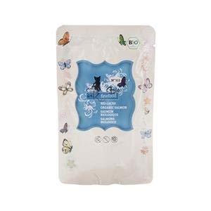 catz finefood Bio No. 513 Lachs | 12x 85g Katzenfutter nass