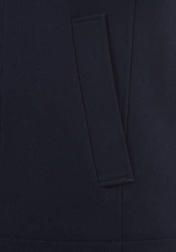 Blazer De Pour Navy Laine amp; Homme Jacinto Col Jones D'hiver Droit Avec Manteau Longue Parka Veste Jack xawIpqvRR