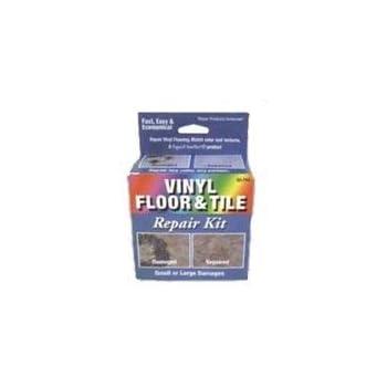 Quick 20 Vinyl Floor And Tile Repair Kit Repairs Chips
