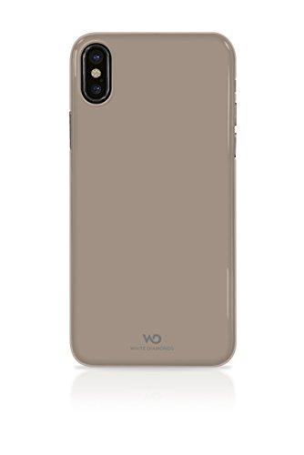 WHITE DIAMONDS Ultra Thin Iced Case Gold für APPLE iPhone X [1366UTI3]