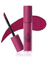 (3CE New Soft Lip Lacquer 6g #ALMOST MAUVE Timeless Long lasting Tint)