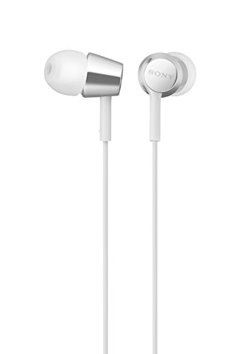 Sony Earbuds with Microphone, In-Ear Headphones and Volume C
