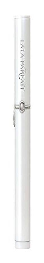 台風部門バンクLALA PARFAIT ホームデンタルエステ ララ パルフェ 電動歯面クリーニング オーラル ビューティー パールホワイト KR2718J-PW
