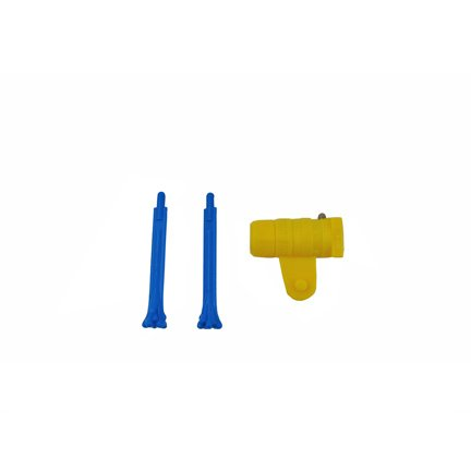 Fisher Price Imaginext Rescue City Center - Replacement Water Pumper & Water Projectiles (2)