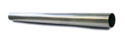 Stainless Steel Straight Exhaust Pipe (4