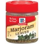 McCormick Marjoram Leaves 0.2 OZ (Pack of 18) by McCormick