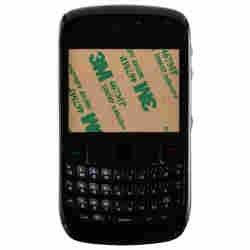 Housing (Complete) for BlackBerry 8520 Curve (Black) ()
