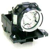 Replacement for Hitachi Cp-x880j Lamp /& Housing Projector Tv Lamp Bulb by Technical Precision