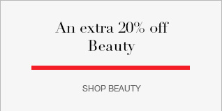 An Extra 20% off Beauty