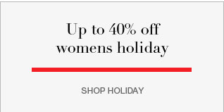up to 50% off holiday