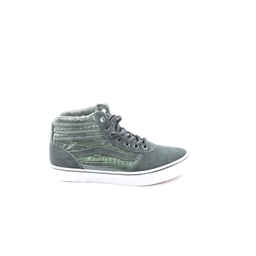 70%OFF Vans WM Maddie HI MTE groen sneakers dames ...