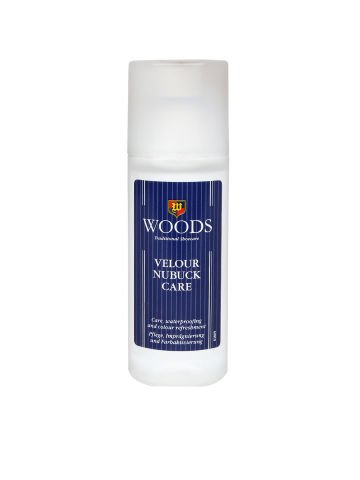Woodland Care Velour, Nubuck Shoe Liquid Polish-Neutral