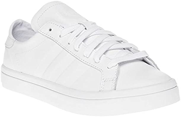 adidas Court Vantage Damen Sneakers Weiß: Amazon.de: Schuhe ...