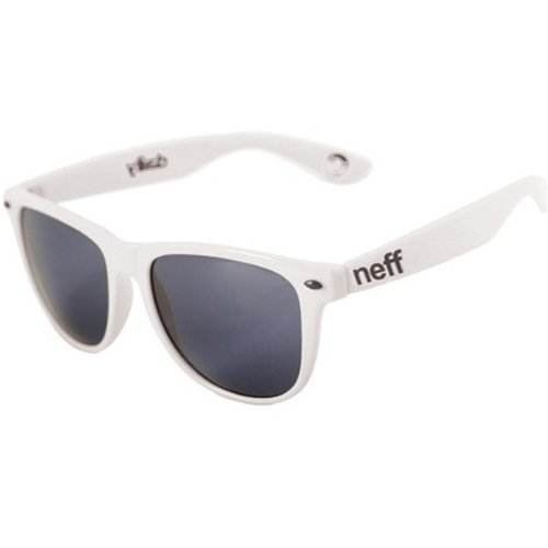 Neff Daily Shades Men's Sunglasses with Cloth Pouch - 100% UV Protection Sunglasses for Men - Sunglasses for Cycling, Running and - Sunglasses Uk Wayfarer