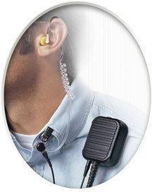 Hearplugs Listen Only Earpiece With 2.5MM Mono Plug ()