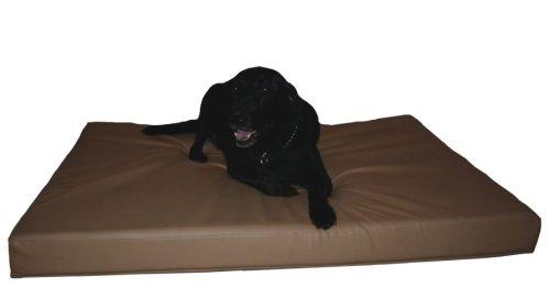 OCK9 Premium Orthopedic Memory Foam Dog Bed - Blue, Large