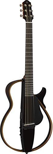 YAMAHA silent guitar steel string specification SLG200S TBL (Translucent Black) (Japan domestic model)