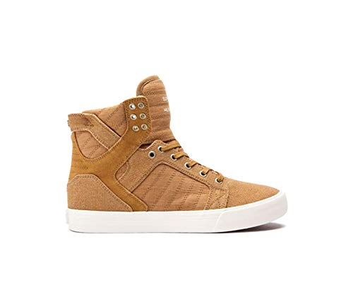 Supra m S18091 uomo Sneaker Skytop Bone Tan rvrq6Yx5w