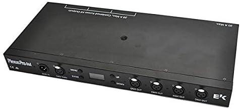 EK PRO イーケープロ DMXスプリッター Plexus Pro 4&4 DMXスプリッター 分岐 分配