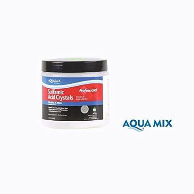 Aqua Mix Sulfamic Acid Crystals - 1 lb
