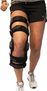 DSS Knee Brace Left Small 15-1/2