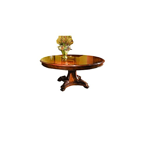 JWLC Imports 124072 Manchester Round Dining Table, 72