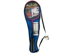 Badminton Set with Carry Bag-Package Quantity,8