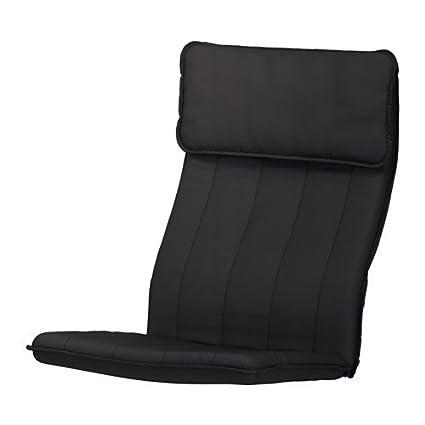 Ikea Cojín Poäng sillón, Ransta Negro: Amazon.es: Hogar