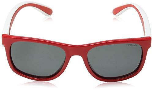 de S Pz White Lunettes Rojo Grey soleil Coral PLD 8012 FdRRIWUq
