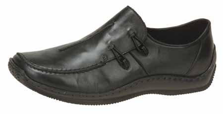 Rieker Antistress L1751 Celia 51 Loafer, Size: 39 Width: ...