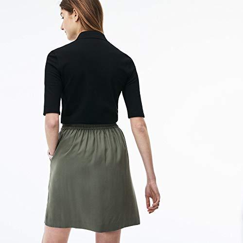Femme Noir Polo 031 Lacoste black R5vnBWq