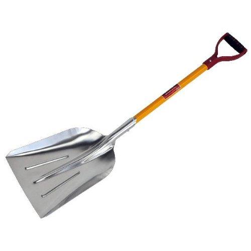 Neilsen Tools Aluminium Metal Snow Scoop Shovel / Muck out