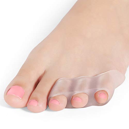 Toe Spacers, Pinkie Toe Separators Straightener with