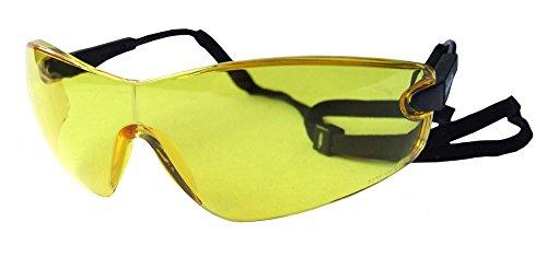 Bolle Viper Lunettes, jaune, 1 jaune