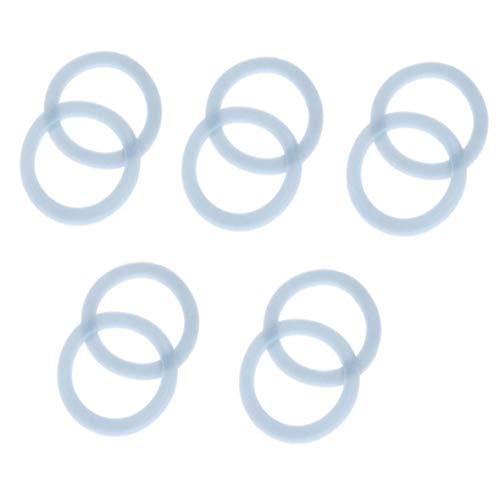 Sealing Ring Blender Oster (Podoy Blender Sealing Ring Gasket Rubber O-ring for Oster Osterizer Seal Models Blenders(10 Pack))
