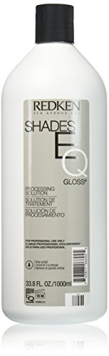 Conditioning Gloss Color (Redken Shades EQ Gloss Processing Solution 33.8 Oz (1000 ml))