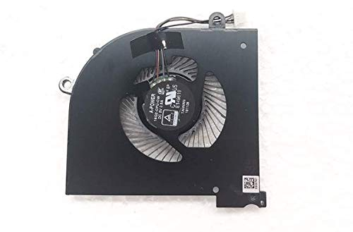 QUETTERLEE Replacement New Compatible MSI GS65 GS65VR MS-16Q2 CPU Cooling Fan