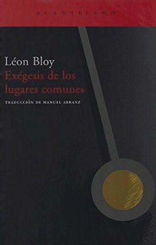 Download Exegesis de los lugares comunes/Public areas interpretation (Spanish Edition) ebook
