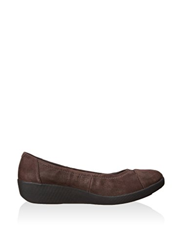 FF2 Mujeres Chocolate F-Pop Opul Ballerinas Chocolate Brown