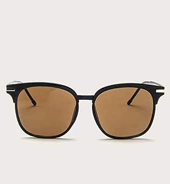 High-Index Plastic Sunglasses Unisex