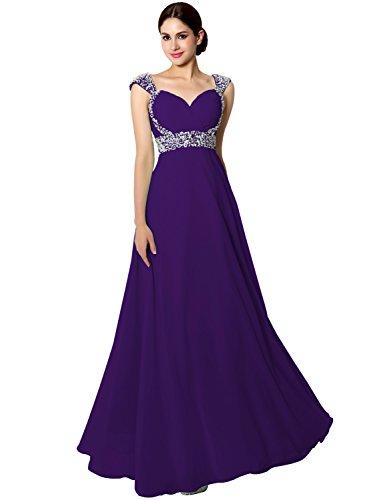 buy purple dress - 7