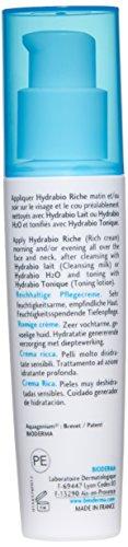 Bioderma Hydrabio Rich Cream, 1.35 fl oz.