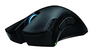 Razer Mamba Rechargeable Wireless PC Gaming Mouse (2012)