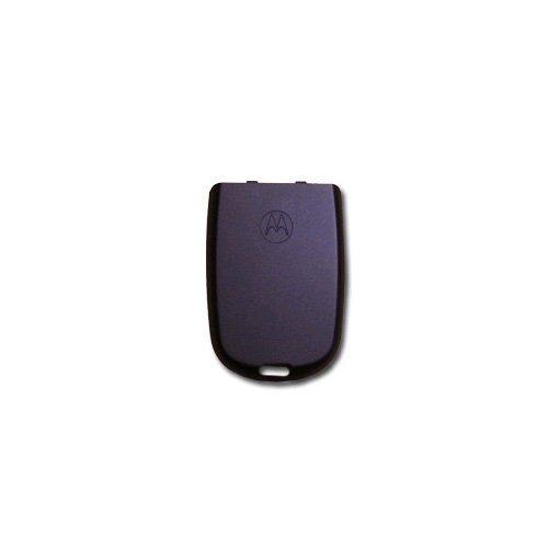 OEM+Motorola+E550+V555+V557+V500+V300+Battery+Door,+Standard+size+-+Black