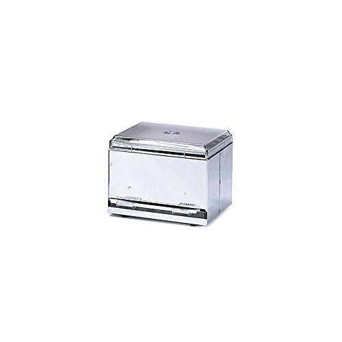 Traex 3802-28 Straw Boss S/S Two Sided Dispenser by Vollrath